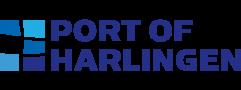 Port of Harlingen - logotest