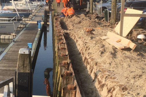 Werkzaamheden Noorderhaven