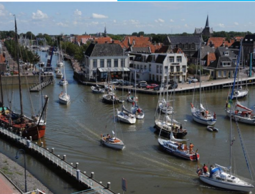 Sluis Port of Harlingen