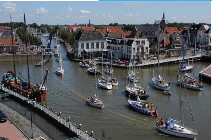 Sluis Port of Harlingen
